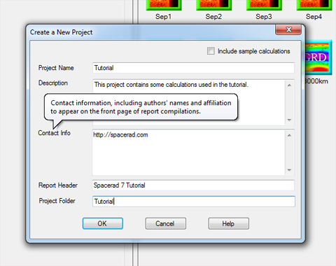 Sample Dialog Box